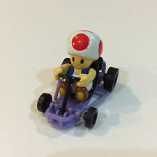 NINTENDO VINTAGE SUPER MARIO KART 64 Toad CAR FIGURE JAPAN RARE