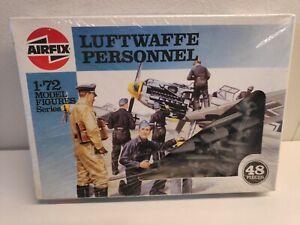 Airfix Luftwaffe Personnel 1:72