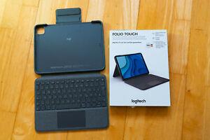 Logitech FOLIO TOUCH für iPad Pro 11 Zoll - Rechnung von Februar 2021