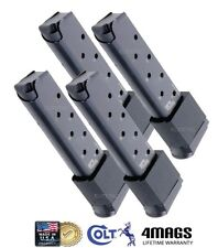4 PACK ProMag COLT 1911 Full Size 45 ACP Pistol Magazine COL04 10rd Extended Mag