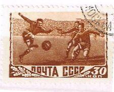 Football Postage European Stamps