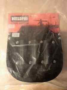 BUILDPRO RIGGER'S BOLT BAG/ BLACK LBMBBS - Aust Owned & Designed