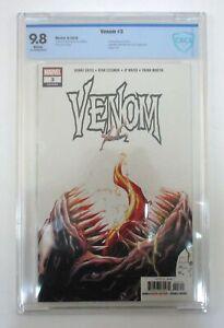 Venom #3 CBCS Graded 9.8 NM/M 1st Knull Full Appearance Marvel Comics 2018