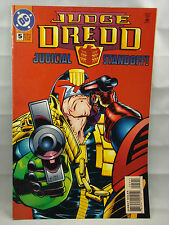 Judge Dredd Judicial Standoff #5 DC Comic 1994  Near Mint