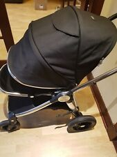 Mamas N Papas Occaro Pushchair - Cupholder Raincover Baby Travel Pram Pushchair
