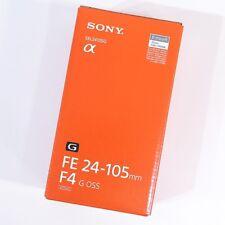 Sony FE 24-105mm F4 G OSS Lens SEL24105G