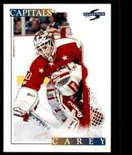 1995-96 Score Jim Carey #78