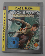 PS 3 @ Uncharted @ Drakes Schicksal @ Platinum the best of Playstation3