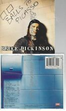 CD--BRUCE DICKINSON | --BALLS TO PICASSO
