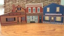 Cat's Meow Market Street Series Lot of3 Yankee Candle Co. Hardware Store 1989