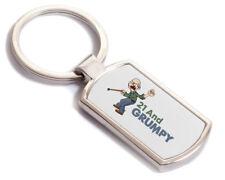 21st Birthday Funny Gift Present Idea For Him Male Men Friend Happy 21 Key Ring