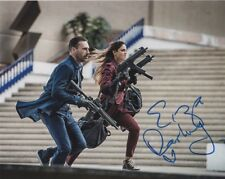 Eiza Gonzalez Baby Driver Autographed Signed 8x10 Photo COA #J2