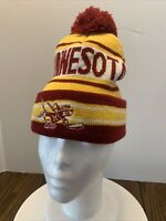 Minnesota Golden Gophers beanie hat one size nice