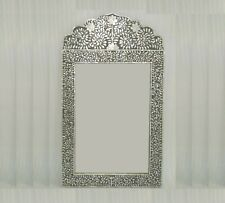 Mother of Pearl Inlay Mirror Frame Furniture Home Decor Mirror Frames Distressed