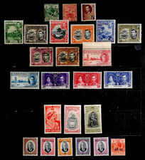 GRENADA, BRITISH: CLASSIC ERA STAMP COLLECTION WITH SETS MOSTLY UNUSED