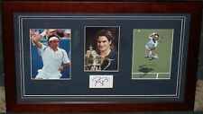 ROGER FEDERER signed Collage (16 GRAND SLAMS)