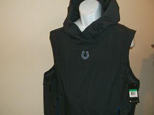 Indianapolis Colts Nike Shield Fly Rush Vest nwt Men's XL nwt Free Ship