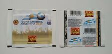 RARE Panini Copa America 2011 White  Version Packet Bustina sealed