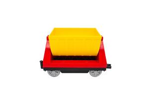 Lego Duplo TRAIN 4x8 Tipping Wagon Freight Wagon RED