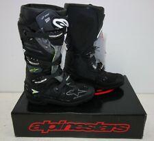 Alpinestars Tech 7 Enduro Drystar Waterproof Boots - Black Gray - Men's Size 10