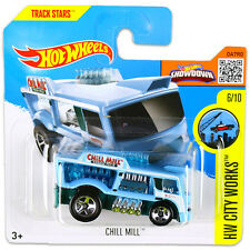 HOT WHEELS CHILL MILL CITY WORKS -  MATTEL 5785