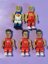 AFL Micro Figures - Gold Coast Suns Team Set with Ablett Rare Clash Jumper