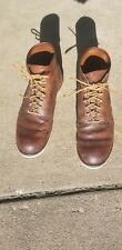 """RED WING 9111 HERITAGE 6"""" round toe classic ankle boot biker work rockabilly"""