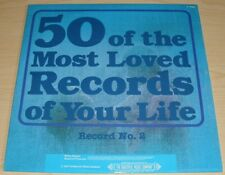 50 OF THE MOST LOVED RECORDS OF YOUR LIFE RECORD NO. 2 1984 P 17692 SUFFOLK
