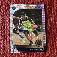 2019-20 NBA Hoops Premium Stock Set Pulsar Prizm Jarrett Culver RC #203