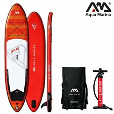 AQUA MARINA ATLAS MONSTER 2020 SUP Board inflatable Stand Up Paddle Surfboard Pa