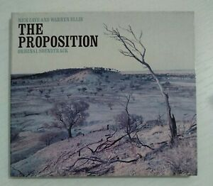Nick cave and warren ellis digipack CD the proposition original soundtrack