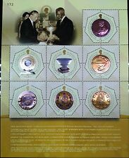 Siam Thailand Stamp 2011HM King 7th Cycle 84 Years Birthday Anniversary 2nd