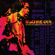 Jimi Hendrix - Machine Gun - The Fillmore East First Show (2LP Vinyl) NEU+OVP!