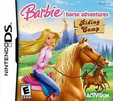 Barbie Horse Adventures: Riding Camp DS