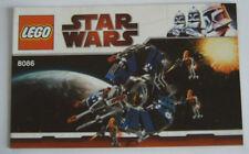 LEGO® Bauanleitung / Instruction Nr. 8086
