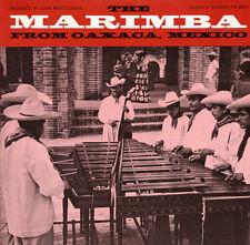 Faustino Gonzalez - The Marimba of Oaxaca, Mexico [New CD]