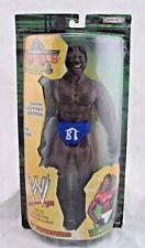 "WWE Ringside Rebels Limited Edition Booker T 12"" Inch Superstars, Sealed"