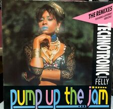 TECHNOTRONIC FT FELLY PUMP UP THE JAM IMPORT 12""