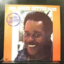 The James Cotton Band - 100% Cotton LP Mint- BDS 5620 USA 1974 Vinyl Record