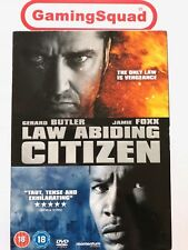 Law Abiding Citizen DVD, Supplied by Gaming Squad