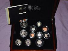 2012 ROYAL MINT PREMIUM PROOF SET COINS - Diamond Jubilee - FULL PACKAGING