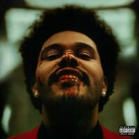 The Weeknd AFTER HOURS Limited NEW SPLATTER COLORED VINYL 2 LP