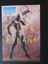folklore Spain danse festival maximum card 1992