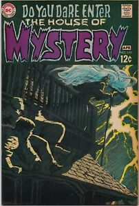 The House of Mystery #179  6.5