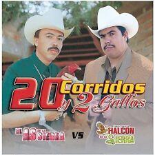El as de la Sierra : 20 Corridos Y Dos Gallos CD