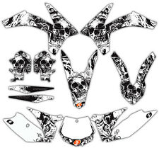 SKYLINE MX BONE CRUSHER MOTOCROSS  GRAPHICS KIT KTM SX 85-105  2003-2005 DECAL