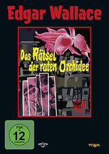 DAS RÄTSEL DER ROTEN ORCHIDEE (Christopher Lee, Adrian Hoven, Klaus Kinski) NEU