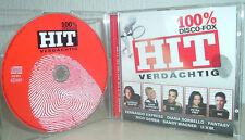 HIT-VERDÄCHTIG - 100% Disco-Fox  (FERNANDO EXPRESS; FANTASY; DIANA SORBELLO uva)