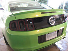 2013/2014 Mustang [13FM_TI] Tail Light Inserts Tint - GT/V6 - Perfect fit!