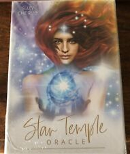 Star Temple Oracle Deck 44 cards and Guidebook Brand New wrapped  Aus seller!